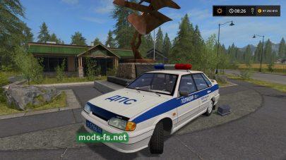 Скриншот мода ВАЗ-2115