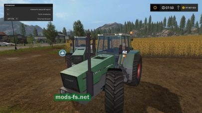 Fendt Favorit 620 mods