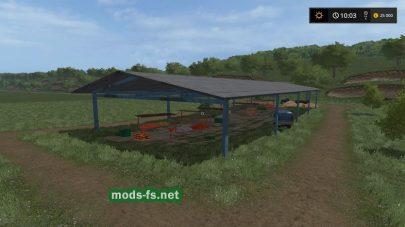 Скриншот карты «Сосновка»