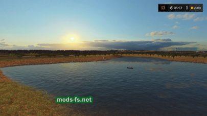 Скриншот карты «GlenvarMap»