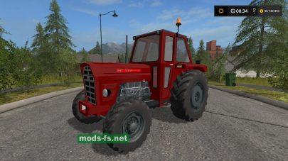 Мод трактора IMT 577Deluxe
