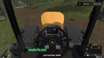 JCBFastrac8330 mod