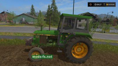 Мод трактора JOHN DEERE 2040S