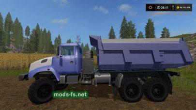 Скриншот с игры FS 17: Краз-18В