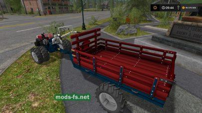 Мотоблок в игре Farming Simulator 2017