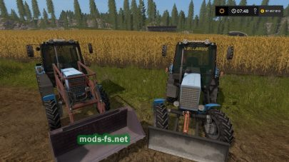 МТЗ 82.1У (More Realistic)