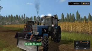 mr mtz 82 FS 2017