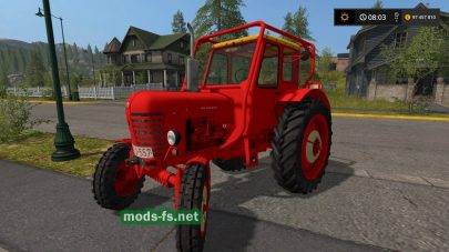 Трактор МТЗ-50 для игры FS 17