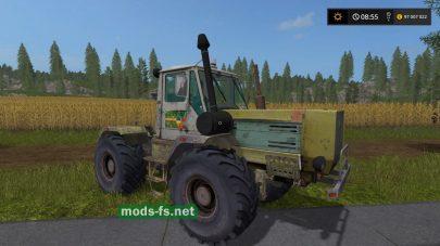 FS17 T150K