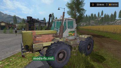 Скриншот мода «T150K»