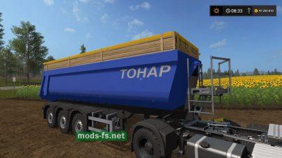 Мод на Тонар 40Т