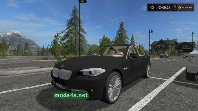 bmw 5 mod FS 2017