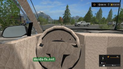 Мод BMW 5 в игре FS 17