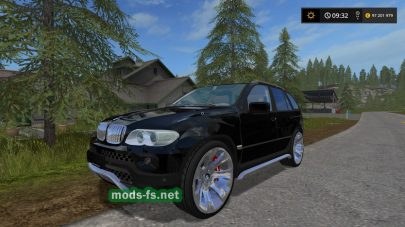 Мод BMW X5