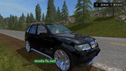 bmw-x5 mod