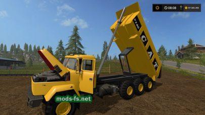 Caterpillar 7140 для игры FS 17
