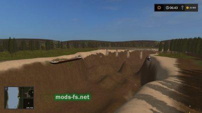 «Agricultural Peninsula» в игре FS 17