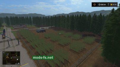 Agricultural Peninsula FS 17