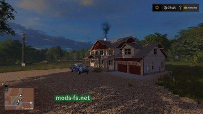 «Newlin Map» для игры Farming Simulator 2017