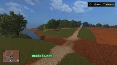 «Newlin Map» mod
