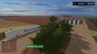 Скриншот карты «Newlin Map»