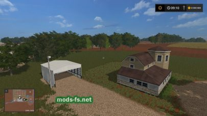 «Newlin Map» FS 17