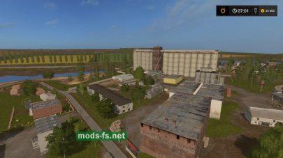 Город на карте «Russia Map Fixed»