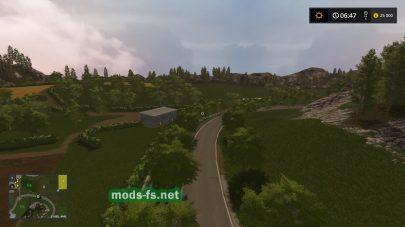Скриншот игровой карты «Springdale Farms»
