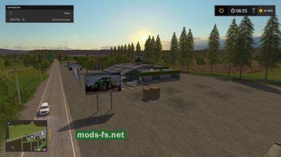 «Granja Guara» для симулятора фермы