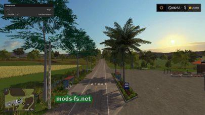 Игровая карта «Granja Guara»