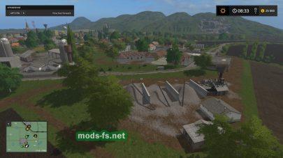 Скриншот карты «Seini»