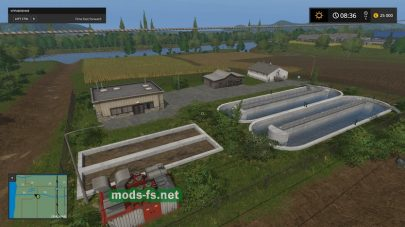 Seini Map – старя ферма для Farming Simulator 2017
