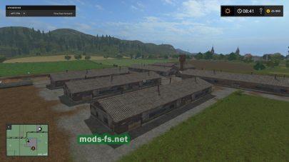 Ферма на карете «Seini»