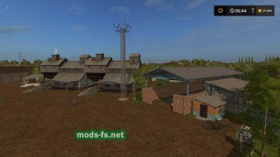 Ферма на карте «maksimovka»