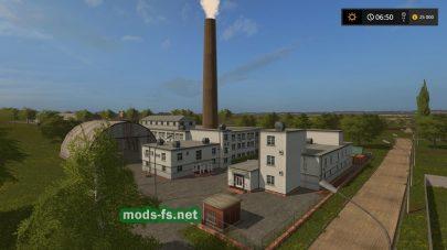Заводы на игровой карте «Максимовка 4X4»
