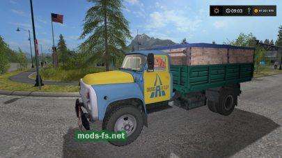 gaz-53 mod FS 17