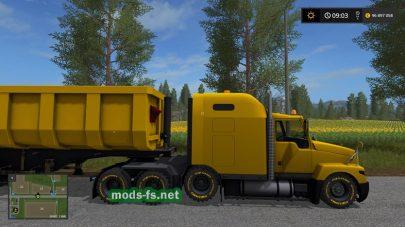Скриншот мода «GAZ Titan»