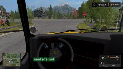 ГАЗ Титан в игре Farming Simulator 2017