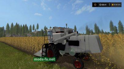 gleaner f2 combine mod