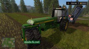 Мод трактора JD Trike Serie