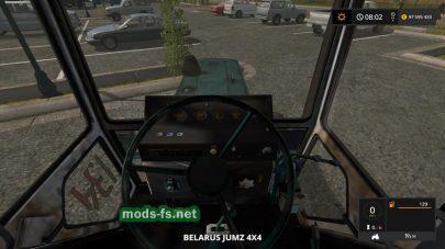 Скриншот мода «jumz-6kl»