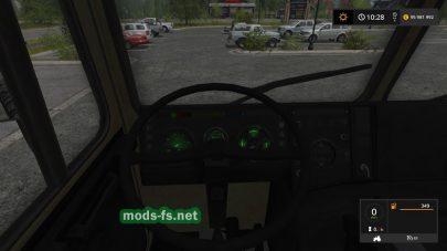 maz-6317 FS 17