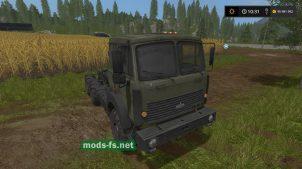Мод пак на МАЗ-6317