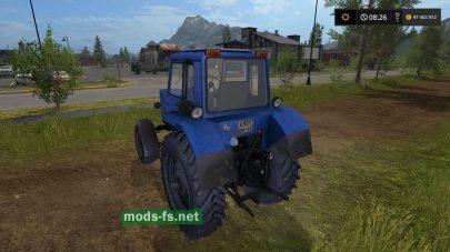 mtz-82 dynamic mod