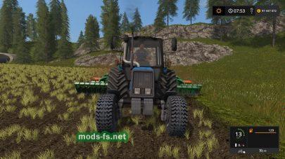 МТЗ-892 в игре FS 17