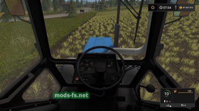 Скриншот мода «МТЗ-892»