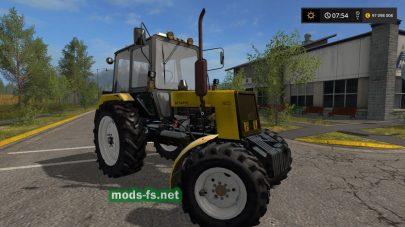 MTZ 1025 Belarus для FS 17