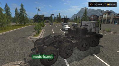 MZKT-7429 mod