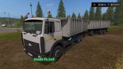 pak maz-6303 FS 17