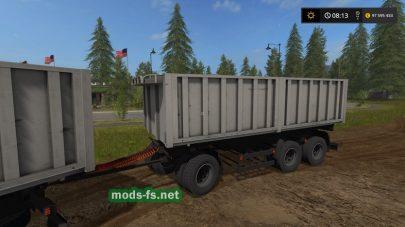 maz-6303 mod